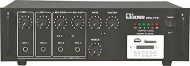 Hi Tone Boss DPA-770 Sound Amplifier Price in India