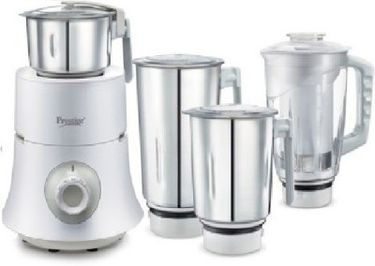 Prestige Teon 750W Mixer Grinder (4 Jar) Price in India