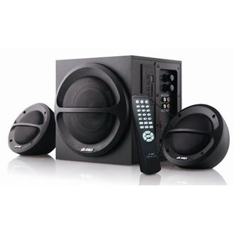 F&D A111F 2.1 Multimedia Speaker System Price in India