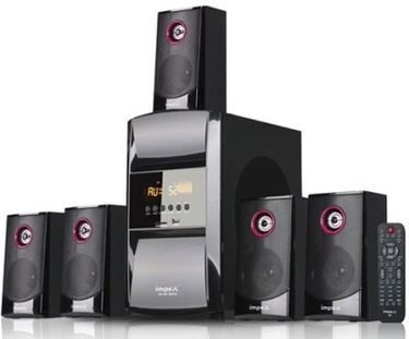 Impex Blue Rock 5.1 Multimedia Speaker System Price in India