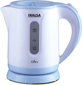 Inalsa Glory 0.9-Litre Cordless Electric Kettle Price in India