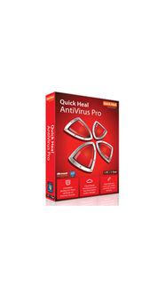 Quick Heal Anti Virus Pro 2014 1PC 1Year AntiVirus Price in India