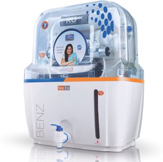 Osmo Benz 15 Liters RO+UV+UF Water Purifier Price in India