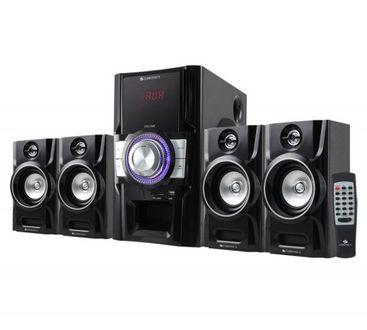Zebronics BT4910RUCF 4.1 Multimedia Speaker System Price in India