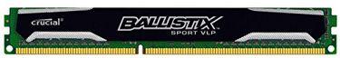 Crucial Ballistix (BLS4G3D1609ES2LX0) 4GB DDR3 Desktop RAM Price in India