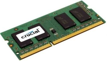 Crucial (CT12864BF1339) SODIMM 1GB DDR3 RAM Price in India