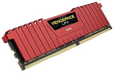 Corsair Vengeance (CMK8GX4M1A2400C14R) 8GB DDR4 RAM Price in India