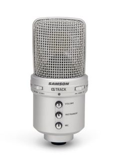 Samson G-Track USB Condenser Microphone Price in India