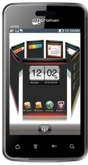 Micromax X455i Price in India