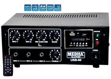 Medha D.J.Plus USB-60 Sound Amplifier Price in India
