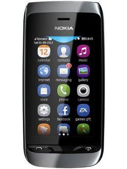 Nokia Asha 309 Price in India
