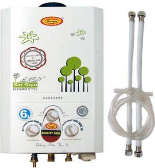 Surya 6JSD-12-20b-04 6 Litre Gas Water Geyser Price in India