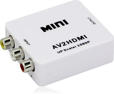 Microware Mini AV2HDMI Selector Box Price in India
