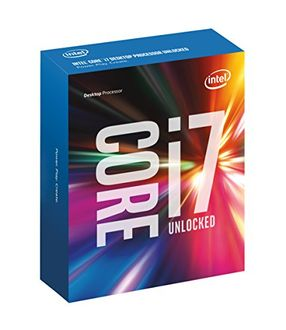 Intel CORE I7 6700K Processor Price in India