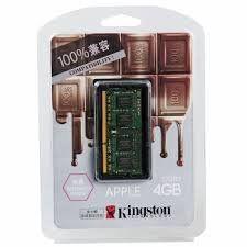 Kingston (KAT-MB1333S/4GFR) DDR3 4 GB APPLE Laptop RAM Price in India