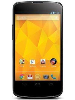 LG Nexus 4 Price in India