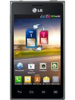 LG Optimus L5 Dual E615 Price in India