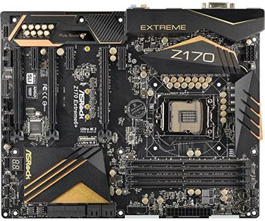ASRock Z170-Extreme6 Motherboard Price in India