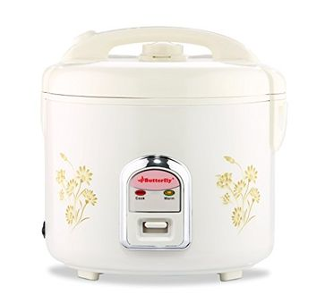 Butterfly Deluxe 3P-001A 1.8-Litre Electric Cooker Price in India