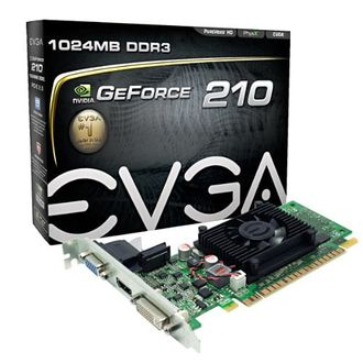 EVGA GeForce 210 (512-P3-1310-LR) 1GB DDR3 Graphic Card Price in India