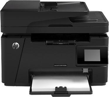HP M128fw Multi-Function Laser Printer Price in India