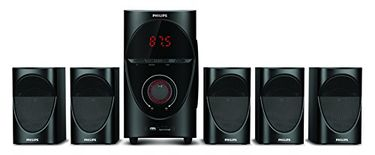Philips SPA7000B 5.1 Multimedia Speaker System Price in India