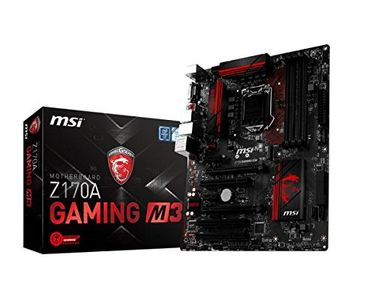 MSI Z170A Gaming M3 DDR4 (LGA1151) 6th Generation MotherBoard Price in India