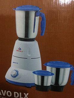 Bajaj Bravo Dlx 500W Mixer Grinder Price in India