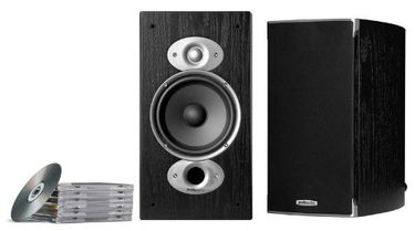 Polk Audio RTI A3 Bookshelf Speakers Price in India