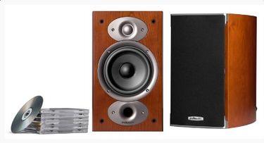 Polk Audio RTI A1 Bookshelf Speakers Price in India