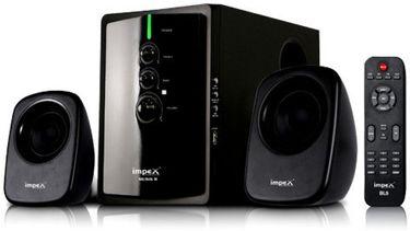 Impex Musik R 2.1 Multimedia Speaker System Price in India