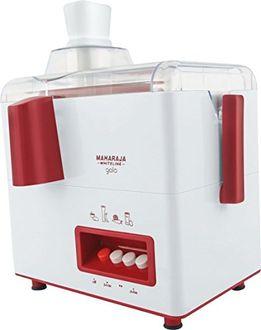 Maharaja Whiteline Gala 450W Juicer Mixer Grinder Price in India