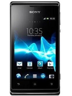 Sony  Xperia E Price in India