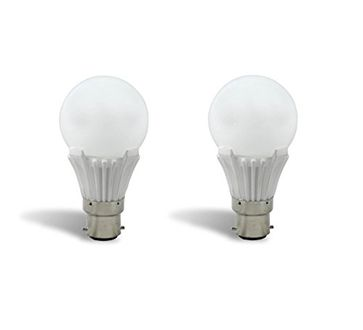 Syska 10W LED Bulb (White, Pack of 2) Price in India