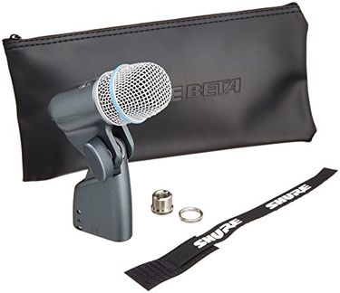 Shure BETA 56A Microphone Price in India