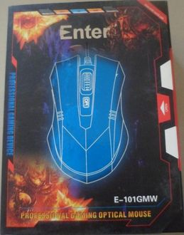 Enter E-101GMW Wireless Gaming Mouse Price in India