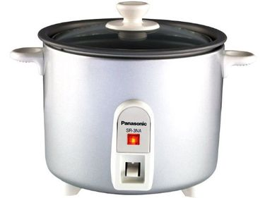 Panasonic SR-3NA Electric Cooker Price in India