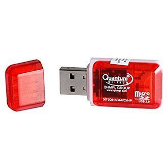 Quantum QHM 5570 Card Reader Price in India