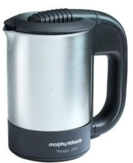 Morphy Richards Voyager 200 0.5 L SS Electric Kettle Price in India