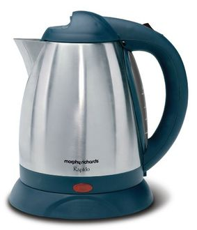 Morphy Richards Rapido 1.8 L SS 2200 Watts Electric Kettle Price in India