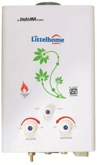 Littelhome 6.5 Litre Gas Water Geyser Price in India