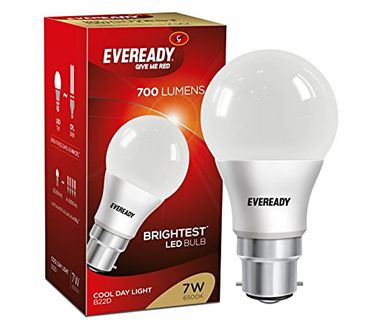 Eveready 7W LED Bulb (Cool Day Light) Price in India