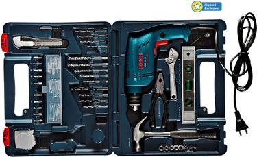 Bosch GSB 500 RE Tool Kit Price in India