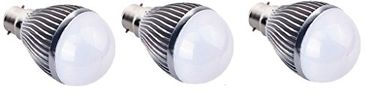 IPP 5W LED Bulb (White, Pack of 4) Price in India