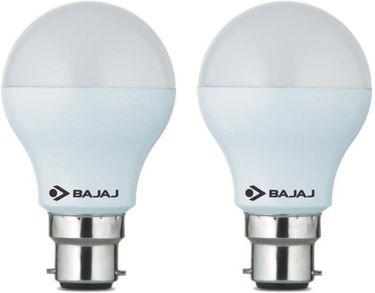 Bajaj 9W LED Bulb (Cool Day Light, Pack of 2) Price in India