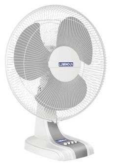 Luminous Mojo High Speed 3 Blade (400 mm) Table Fan Price in India