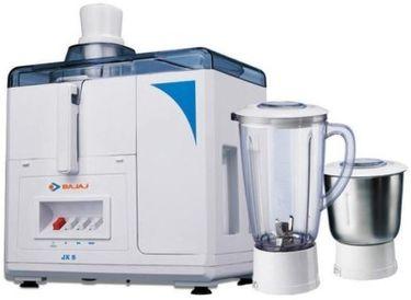 Bajaj JX 5 Juicer Mixer Grinder Price in India