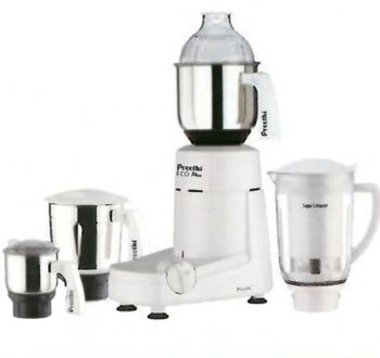 Preethi Eco Plus - MG 157 750W Juicer Mixer Grinder Price in India