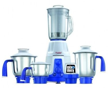 Prestige Deluxe Plus VS 750W Juicer Mixer Grinder Price in India
