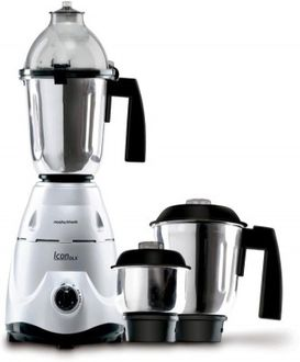 Morphy Richards Icon Delux 750W Mixer Grinder Price in India